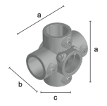 IDRO 35 X-KOPPLING